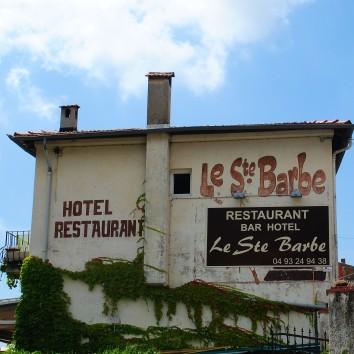 france - saint jeannet - le st. barbe hotel & restaurant