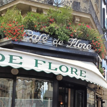france - paris - cafe de flore