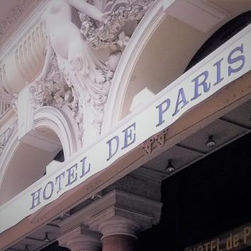 monaco - monte carlo - hotel de paris