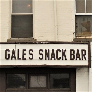 toronto - eastern & carlaw - gales snack bar