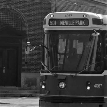 street car - 501 neville park