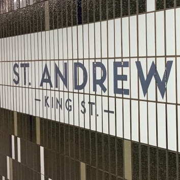 st. andrew subway station